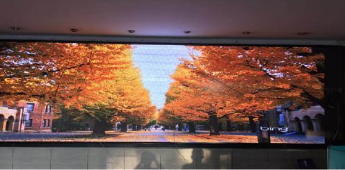 LED大屏幕显示