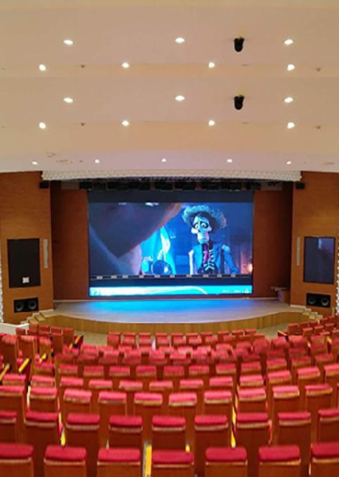 LED大屏幕显示系统工程案例展示
